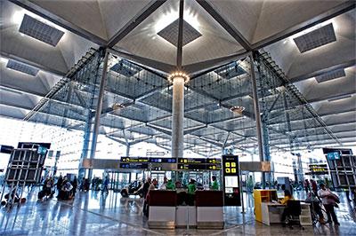 Como llegar a Malaga desde el Aeropuerto