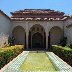 que ver Alcazaba de Malaga
