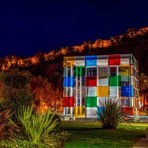 Precio museo Centre Pompidou Malaga